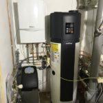 Opstelling ATAG CV ketel met warmtepomp boiler | Nieuwbouw | RA Techniek Joure | Installatiewerkzaamheden
