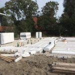 Nieuwbouw aanleg gas water licht | RA Techniek Joure | Installatiewerkzaamheden