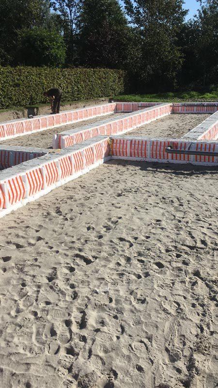 Nieuwbouw riolering   RA Techniek Joure   Installatiewerkzaamheden